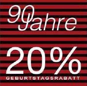 90 Jahre Born Brillen Optik Mannheim